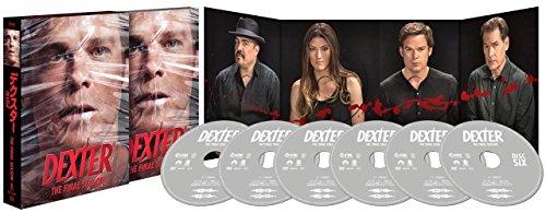 デクスター ファイナル・シーズン コンプリートBOX(6枚組) [DVD]の詳細を見る