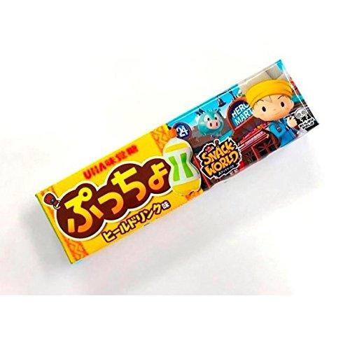 味覚糖 ぷっちょスティック スナックワールド 10粒×120個 【1k】