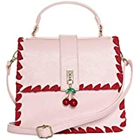 Review Women's Cherry Be Mine Bag Blush/Red