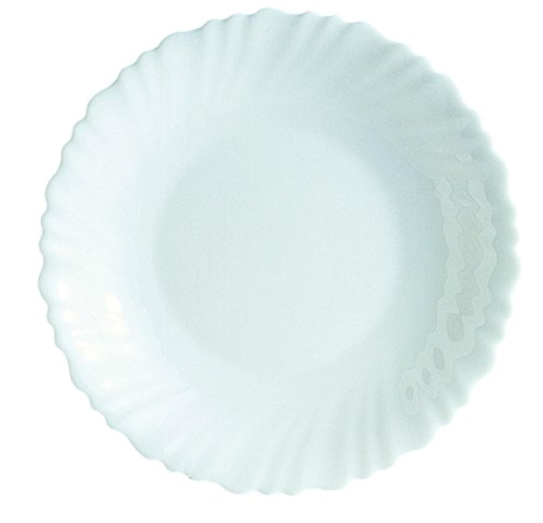 Luminarc スープ皿 プレート フェストン 21 11368