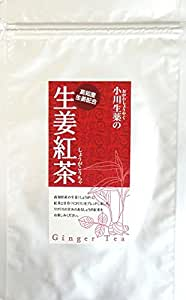 小川生薬  生姜紅茶 ティーバッグ 1.5g×30袋