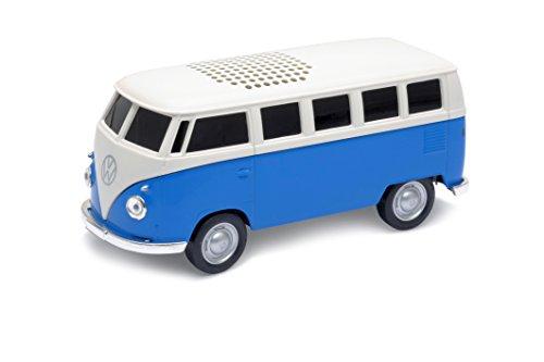 Autodrive オートドライブ  Bluetooth Speaker ブルートゥーススピーカー  VW Bus フォルクスワーゲンバス  ブルー 659544