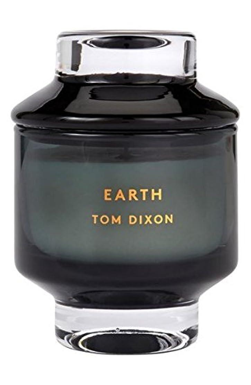 穏やかな階ペンTom Dixon 'Earth' Candle (トム ディクソン 'アース' キャンドル中)Midium