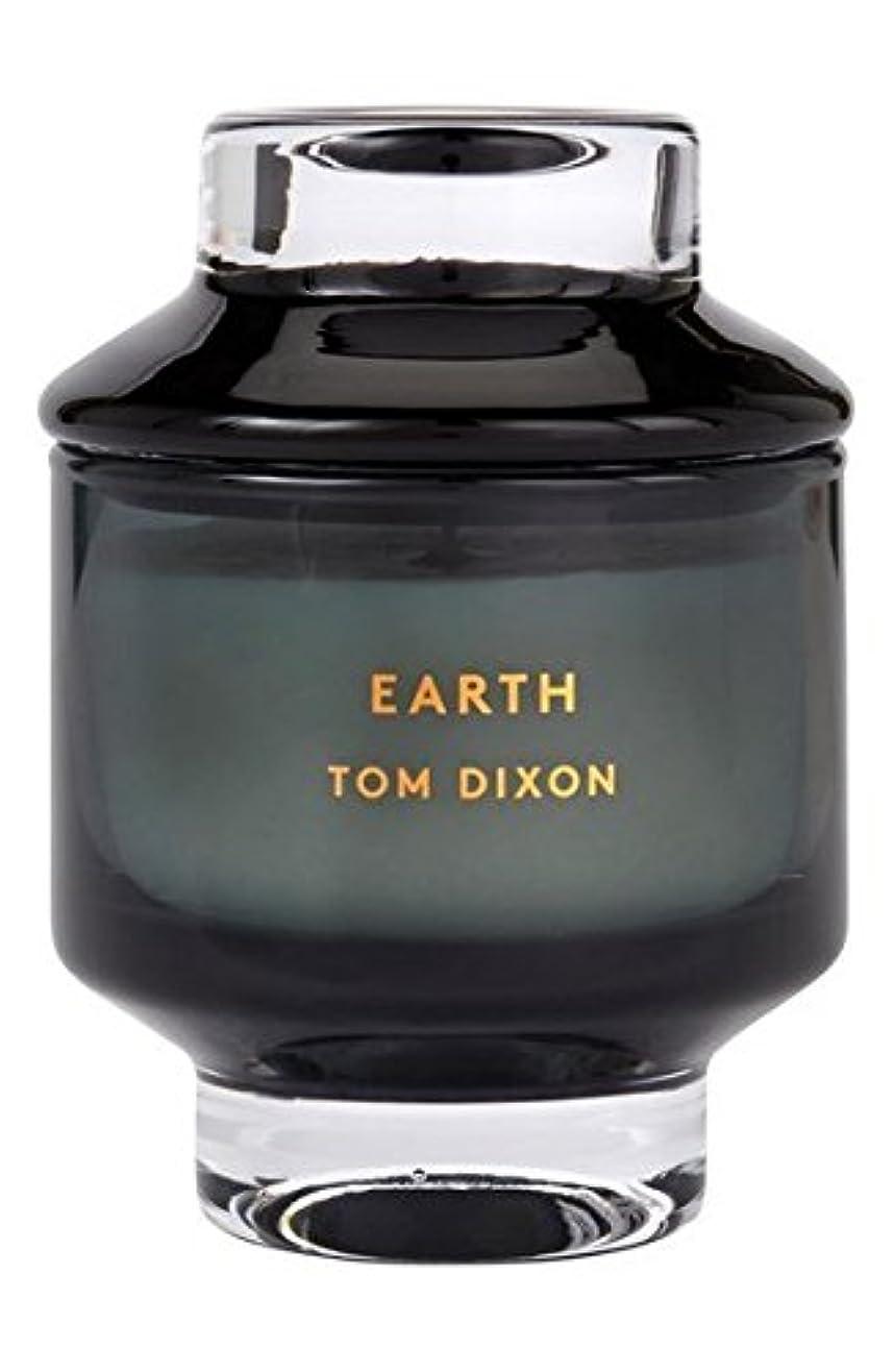 オプショナル結婚少しTom Dixon 'Earth' Candle (トム ディクソン 'アース' キャンドル大)Large