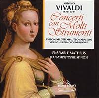 Vivaldi:Concerti Con Molti Str