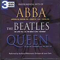 Instrumental Hits of Abba the Beatles