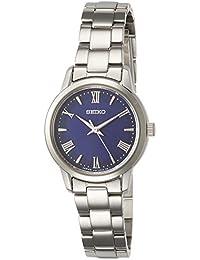 [セイコーセレクション]SEIKO SELECTION 腕時計 SEIKO SELCTION ソーラー ブルー文字盤 ローマ数字配置 10気圧防水 サファイアガラス STPX049 レディース