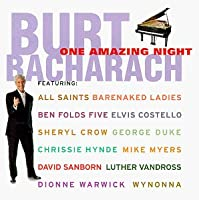 Burt Bacharach: One Amazing Night