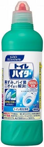 花王 トイレハイター 業務用 500mL 塩素系トイレ用洗剤 / 61-8509-26