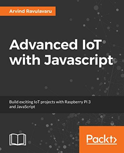 Advanced IoT with Javascript