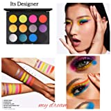 MAC マック Art Library Eyeshadow Paletteアイシャドウ パレット12色ITS DESIGNER [並行輸入品]