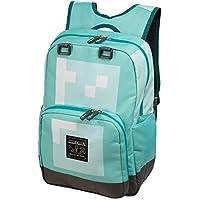 (マインクラフト) Minecraft オフィシャル商品 キッズ・子供用 Diamond Armour リュックサック バックパック