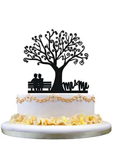 Mr and Mr wedding cake topper,gay cake topper for party decoration