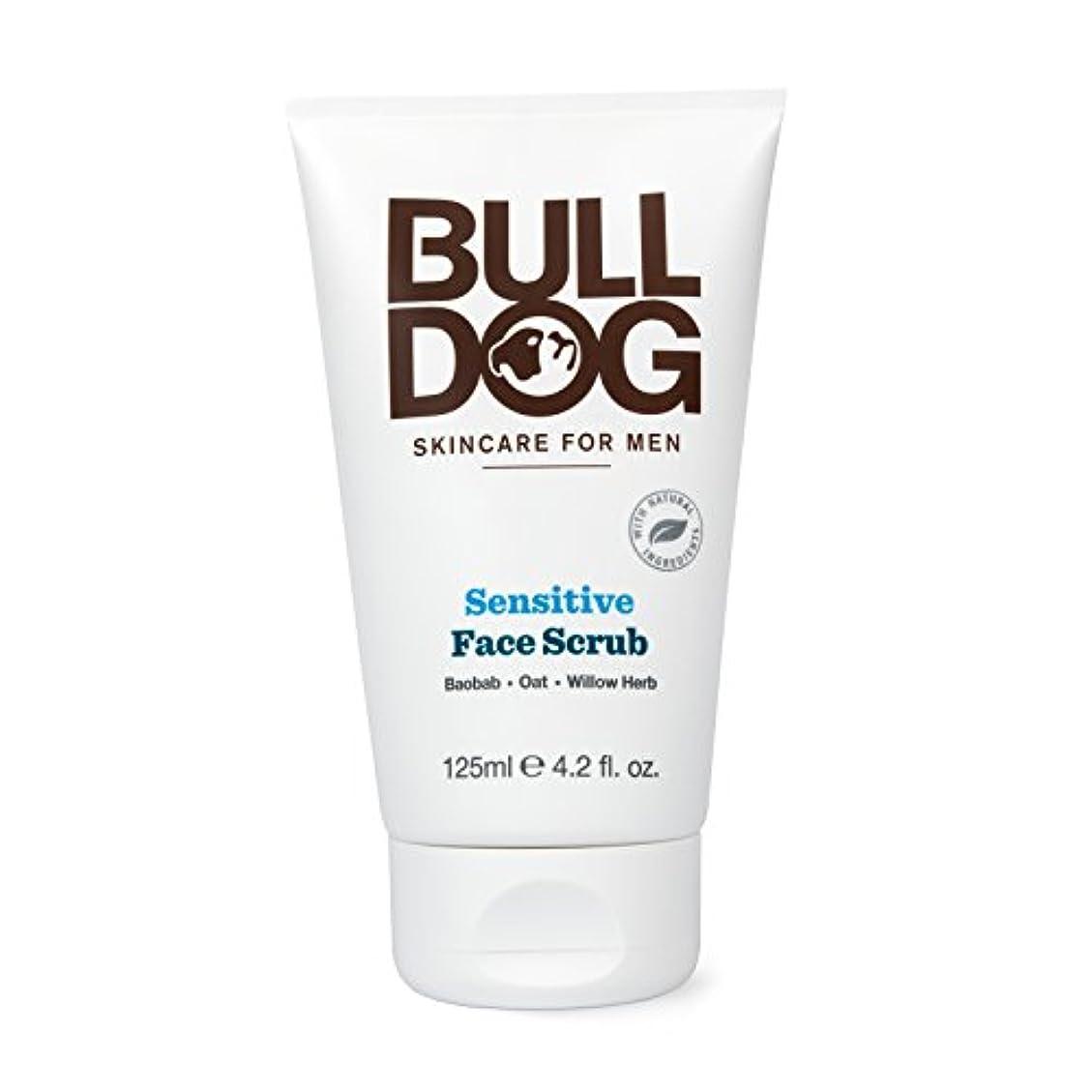 不運自動化株式ブルドッグ Bulldog センシティブ フェイススクラブ 125mL