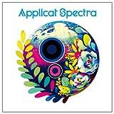 イミテーションブルー♪Applicat SpectraのCDジャケット