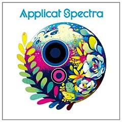 ねこと笑うノスタルジア♪Applicat SpectraのCDジャケット