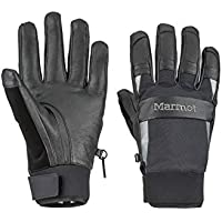 (Medium, Black) - Marmot Men's Spring Gloves