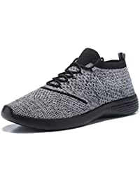 Kenswalk メンズ ウォーターシューズ ランニングシューズ ス ウォーキングシューズ 軽量 通気 速乾 スポーツ 運動靴