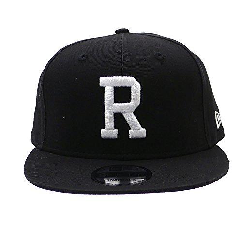 RHC Ron Herman(ロンハーマン) x New Era(ニューエラ) R 9FIFTY SNAPBACK (スナップバック)(キャップ) BLACK 250-000435-011 【新品】 [並行輸入品]