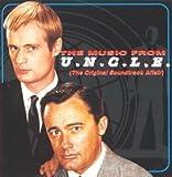 The Music From U.N.C.L.E.: The Original Soundtrack Affair 画像