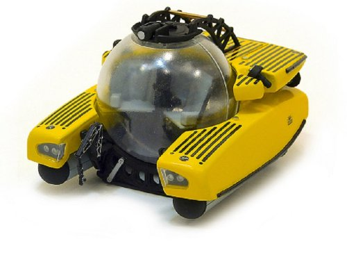 青島文化教材社 1/48 ディープシーエクスプローラーシリーズ No.1 潜水艇 トライトン プラモデル