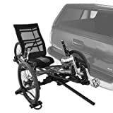 Hollywood Recumbent Trike Adapter Car Rack for HR1000/HR1000R/HR1450/HR1450R/HRT220 by Hollywood