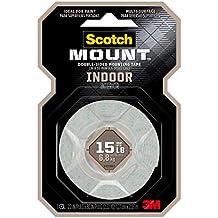 Scotch Indoor Mounting Tape 1.27cm x 1.9m 110P