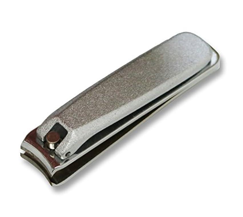 経由で扇動リーダーシップKD-021 関の刃物 クローム爪切 大 カバー無