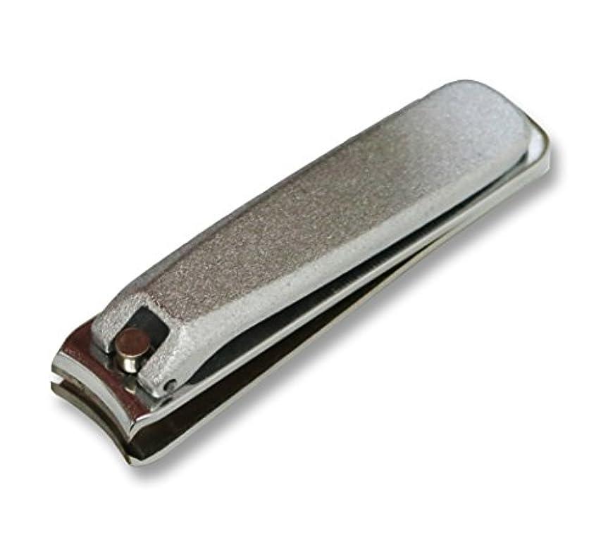 未満厚さ朝ごはんKD-021 関の刃物 クローム爪切 大 カバー無