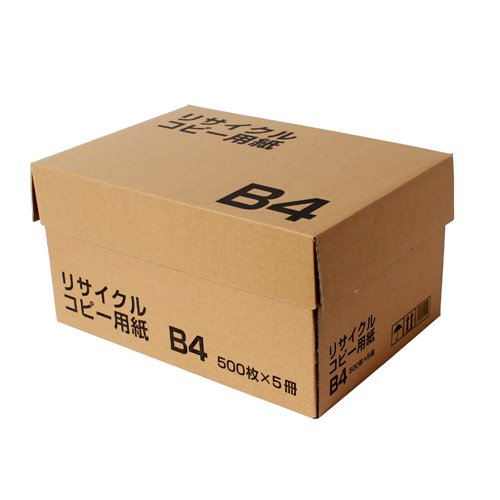 [해외]KILAT 재활용 복사 용지 1 박스/1 box of KILAT recycled copy paper