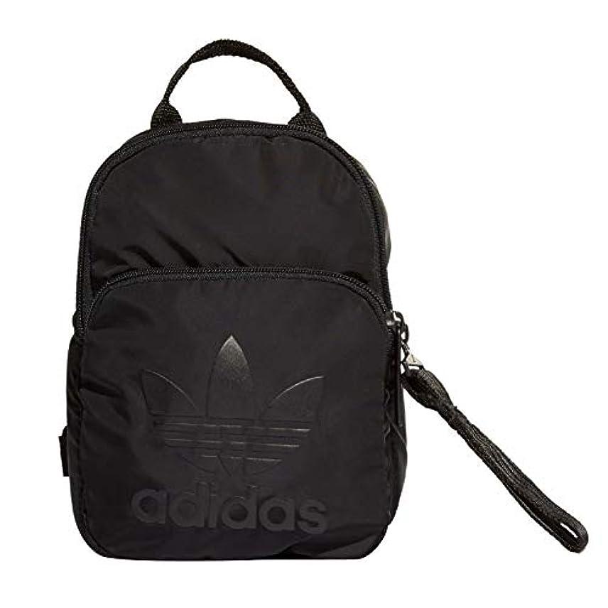 夜の動物園嬉しいですトラクター[アディダス オリジナルス] adidas originals ミニ リュック バックパック mini backpack XSサイズ 鞄 トレフォイル 三つ葉 ストリート スポーツ メンズ レディース [並行輸入品]