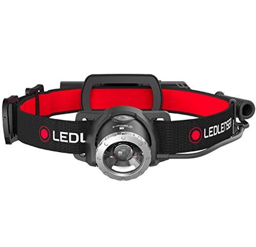 LEDヘッドライト H8R 作業 工事 IPX4防水 充電式 【明るさ約600ルーメン】 【最長7年保証】 [日本正規品]