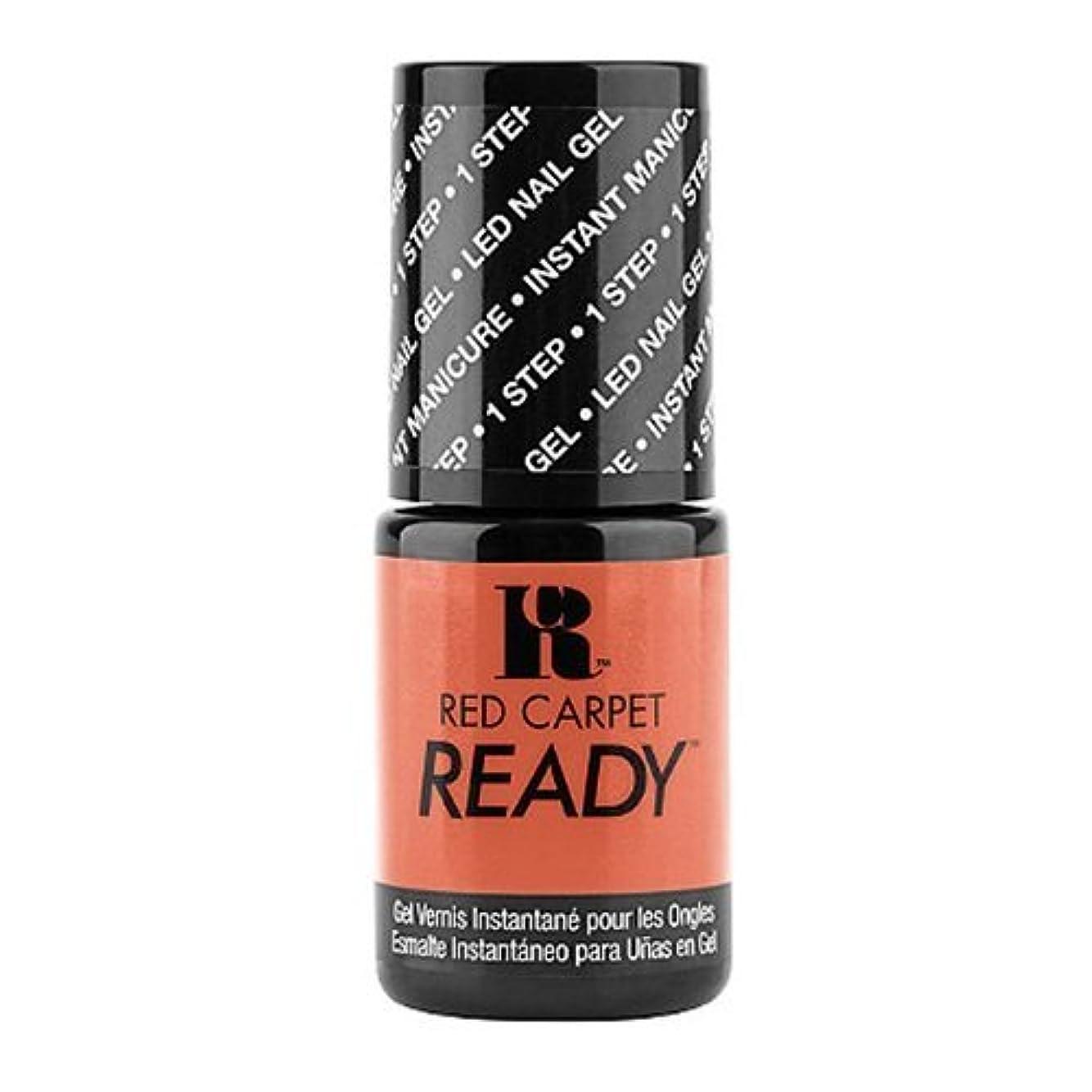 値するほかに演じるRed Carpet Manicure - One Step LED Gel Polish - Fashion Frenzy - 0.17oz / 5ml