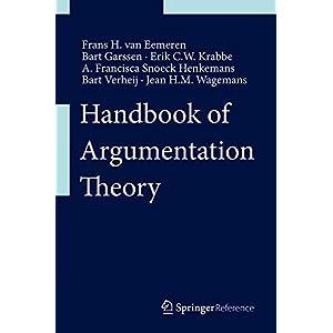 Handbook of Argumentation Theory