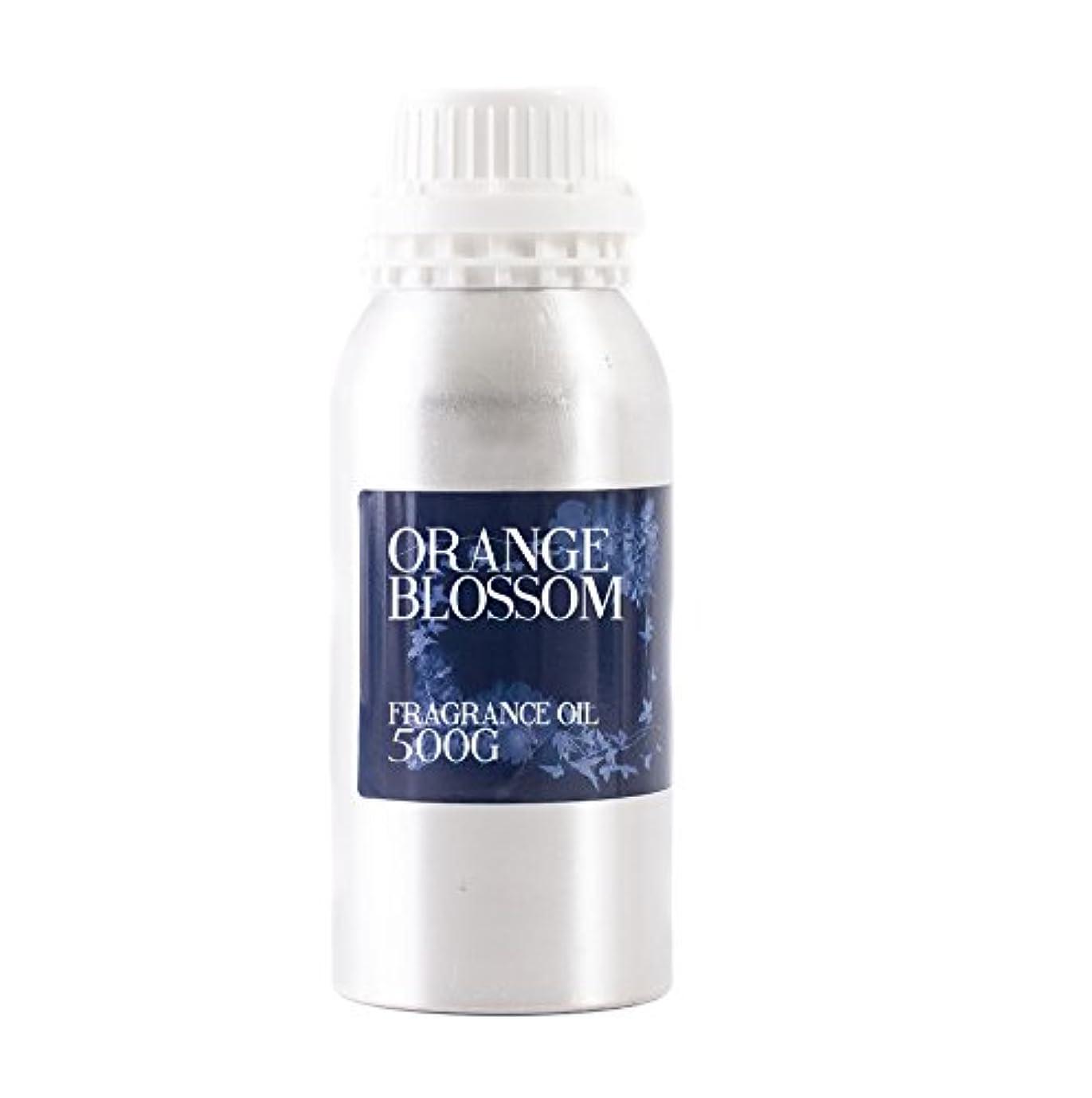 消毒剤航空機数字Mystic Moments | Orange Blossom Fragrance Oil - 500g