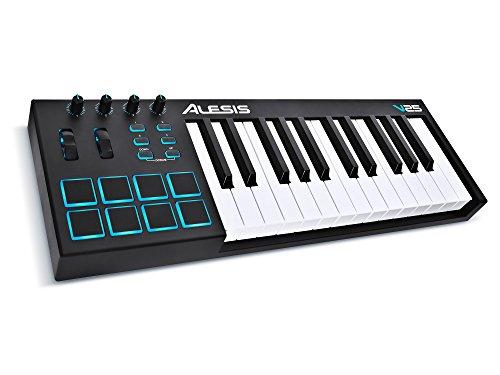 ALESIS アレシス / V25 フルサイズの25鍵MIDIキーボード AL-KBD-035