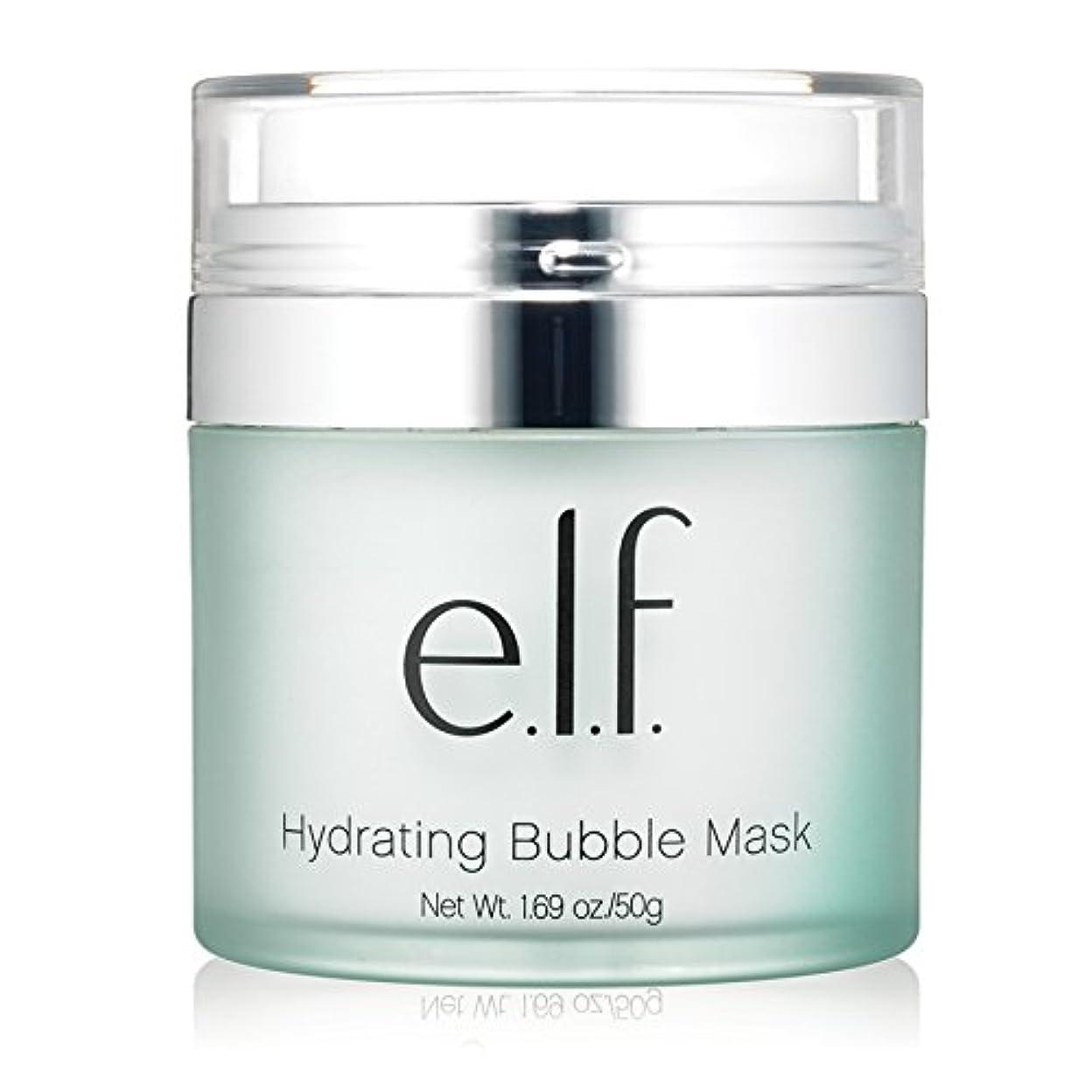 恐れストッキング煩わしいe.l.f. Hydrating Bubble Mask (並行輸入品)