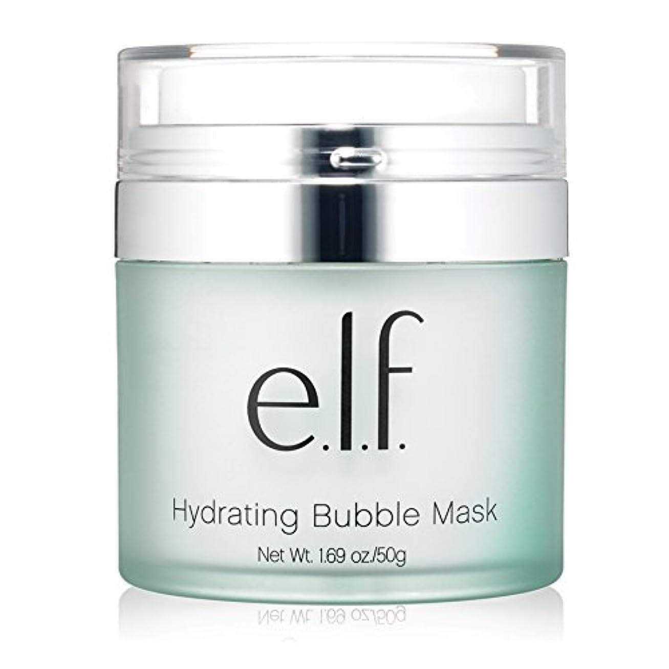 優雅な不従順告発者e.l.f. Hydrating Bubble Mask (並行輸入品)