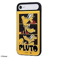 iPhone 8/7 / 6s / 6 /『ディズニーキャラクター』/耐衝撃ケース キャトル パネル/プルート IQ-DP76PCB/PL002