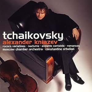 チャイコフスキー:ロココ風の主題による変奏曲