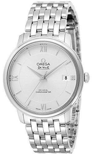 [オメガ]OMEGA 腕時計 デ・ビル シルバー文字盤 コー...