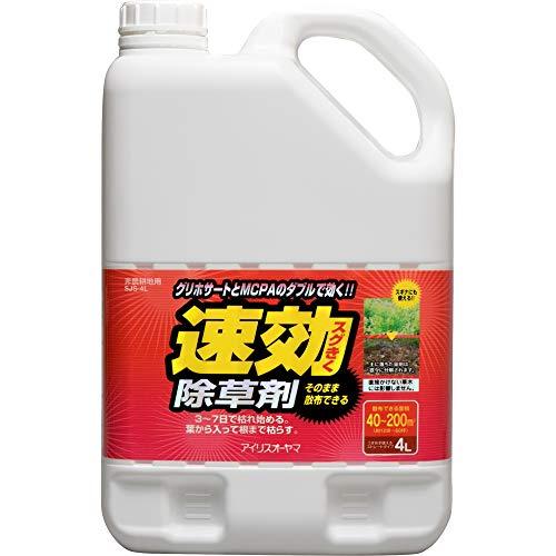 速効除草剤 4L SJS-4L