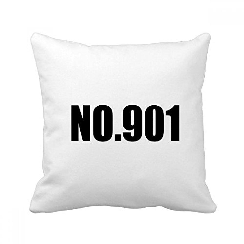 ラッキーno.901数名 スクエアな枕を挿入してクッションカバーの家のソファの装飾贈り物 50cm x 50cm