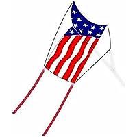 X-Kites Super Sled Nylon Flag Kite, 18 x 15 by X-Kites