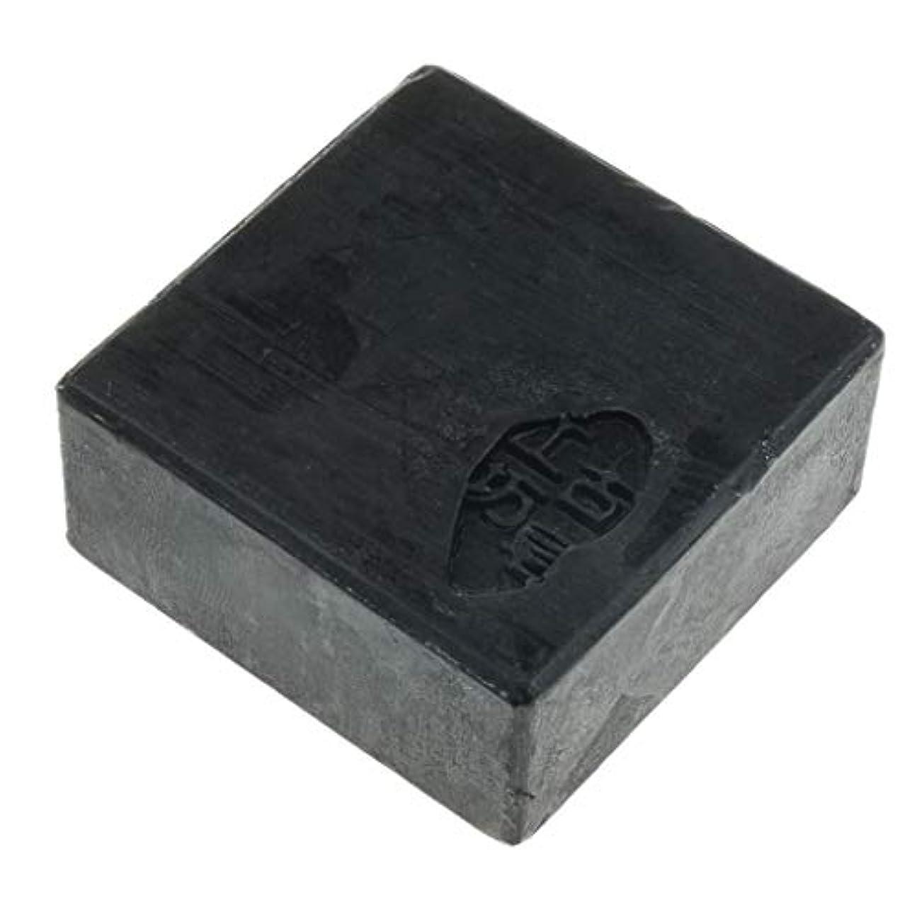 含める王室削るD DOLITY ボディ フェイスソープ バス スキンケア 保湿 肌守り 全3色 - ブラック