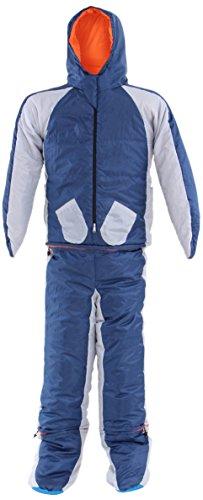 ドッペルギャンガー アウトドア ヒューマノイドスリーピングバッグ 人型寝袋 ver.7.0 [最低使用温度 5度]