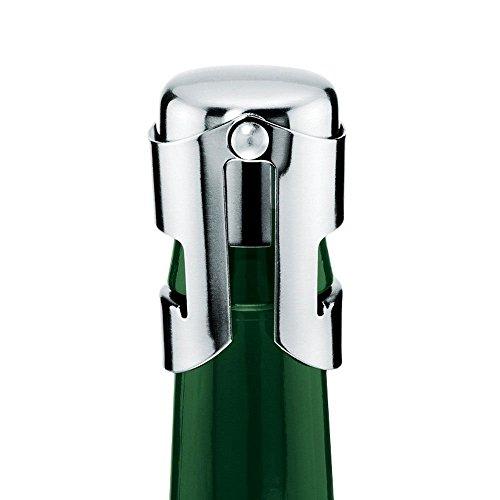 Jentay ステンレス ボトルストッパー 真空 シール シャンパン ワイン ウィスキー