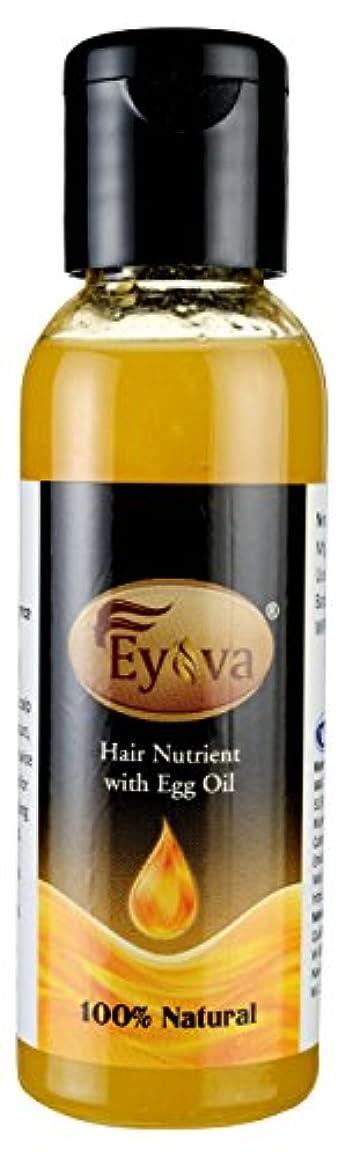 胚経験と組むEyova Egg Oil For Hair Growth - Unisex - 50 Ml