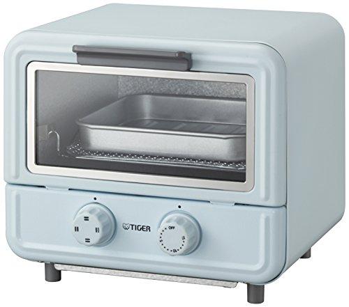 タイガー オーブン トースター ぷちはこ ブルー レシピ付き ...