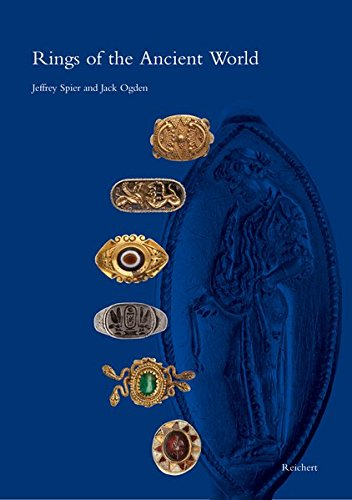 Download Rings of the Ancient World: Egyptian, Near Eastern, Greek, and Roman Rings from the Slava Yevdayev Collection 3954900483